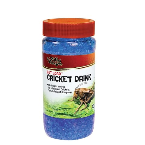 Zilla Cricket Drink for Reptiles