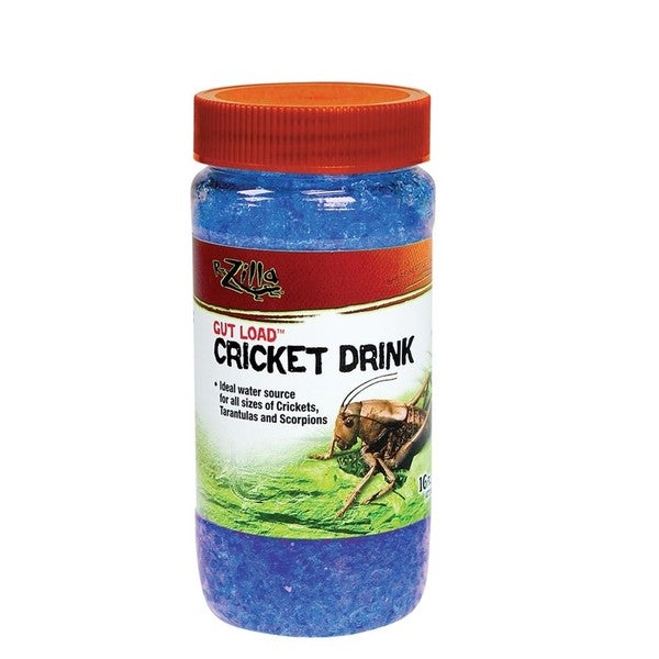 Zilla Cricket Drink for Reptiles. Opens flyout.