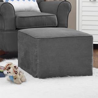 Baby Relax Mackenzie Grey Ottoman