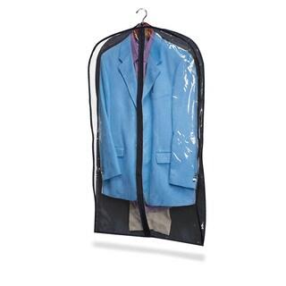 Honey Can Do Black Suit Bag (2-pack)