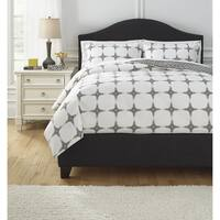 Signature Design by Ashley Cyrun 3-piece Duvet Cover Set