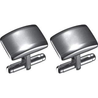 Visol Fidel Stainless Steel Cufflinks