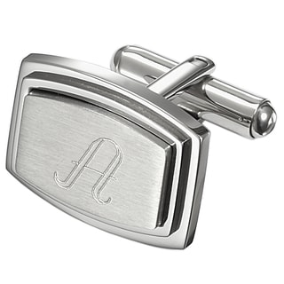 Visol Capri Stainless Steel Cufflinks