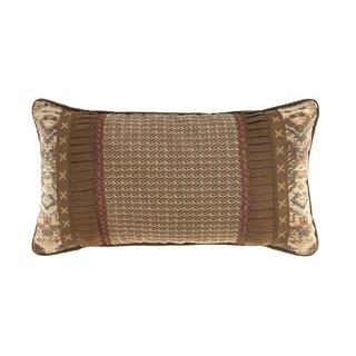 Croscill Salida Brown Boudoir Pillow