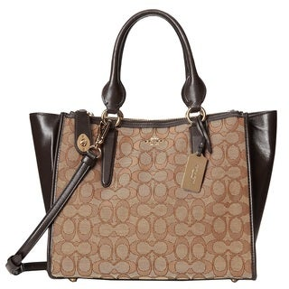 Coach Signature Crosby Carryall