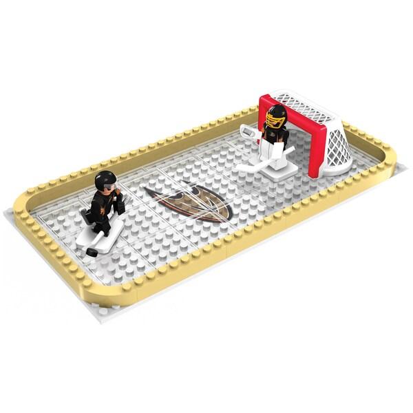 Oyo Anaheim Ducks 100-Piece Backyard Rink Set
