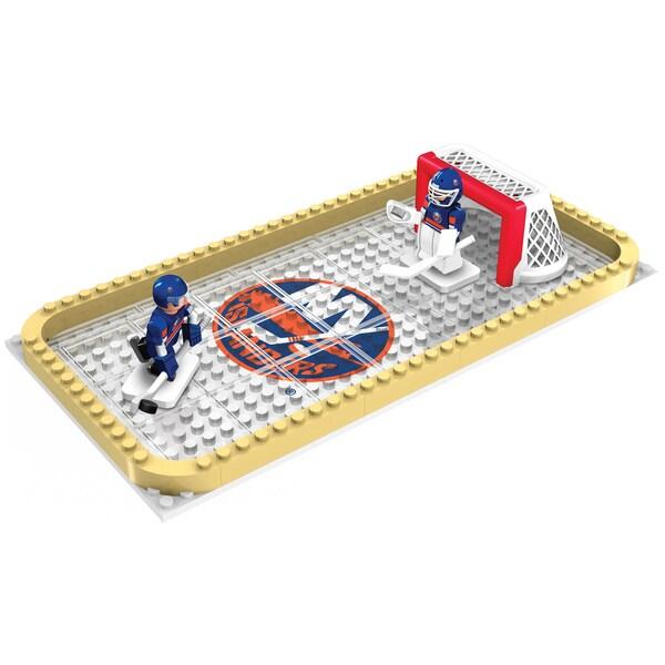 Oyo New York Islanders 100-Piece Backyard Rink Set