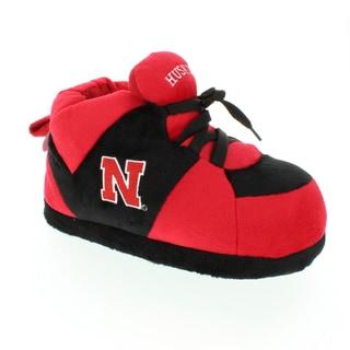 Nebraska Cornhuskers Unisex Sneaker Slippers