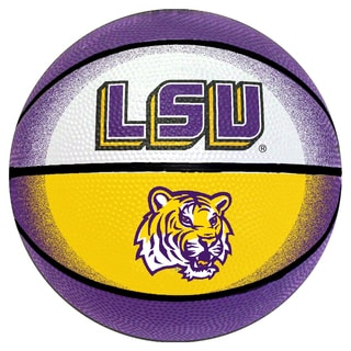 Spalding LSU Tigers 7-inch Mini Basketball