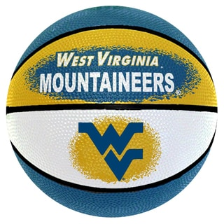 Spalding Virginia Mountaineers 7-inch Mini Basketball