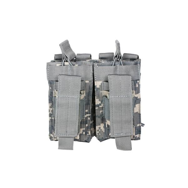 NcStar AR Double Mag Pouch Digital Camo