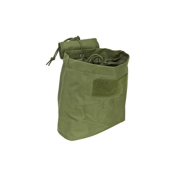 NcStar Folding Dump Pouch Green