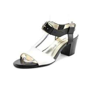 Anne Klein Women's 'Petrona' Leather Dress Shoes