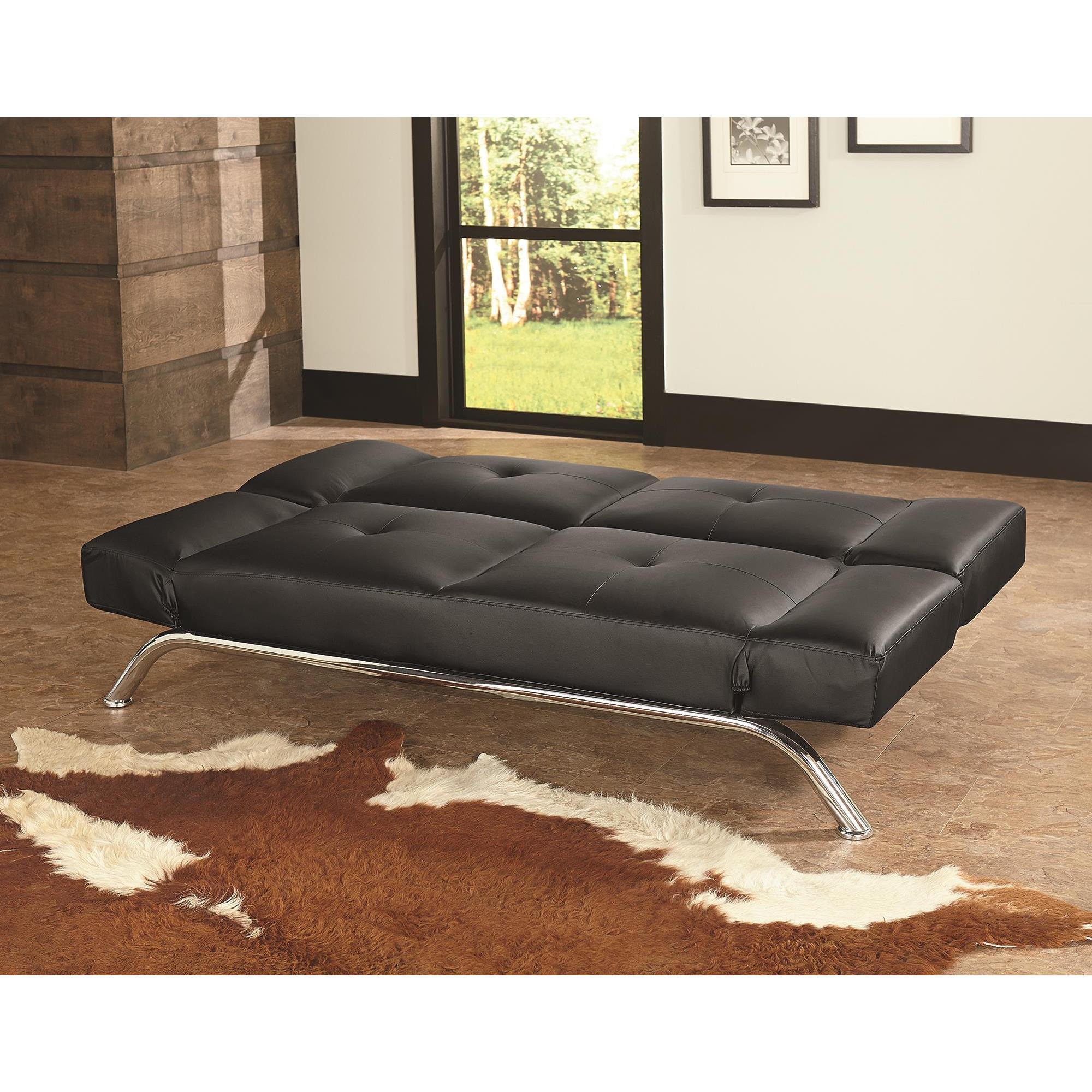 Shop Dhp Premium Emma Convertible Futon Sleeper Overstock 10755618