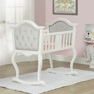 Orbelle French White Lola Cradle|https://ak1.ostkcdn.com/images/products/10755625/P17809276.jpg?impolicy=medium