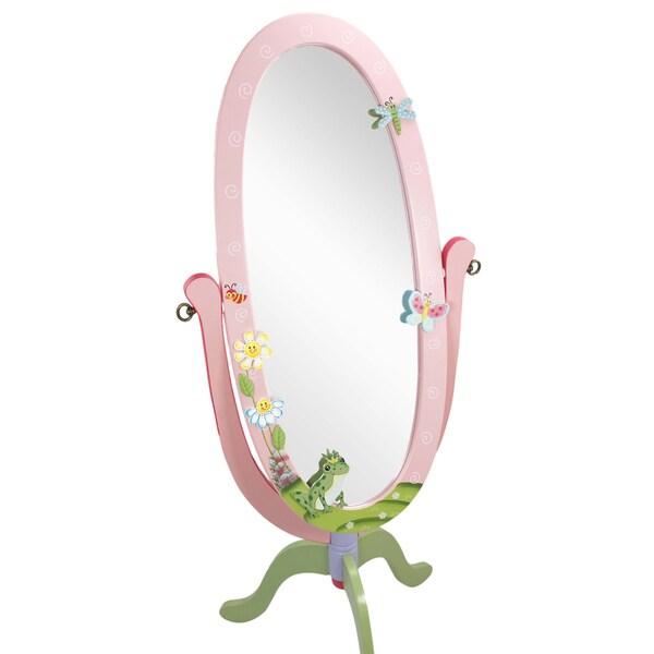 Teamson Magic Garden Oval Mirror