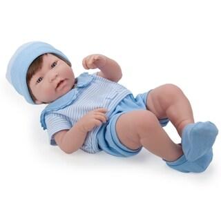 JC Toys So Lifelike Real Baby Boy Doll