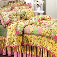 Emily Patchwork Quilt (Shams Not Included)