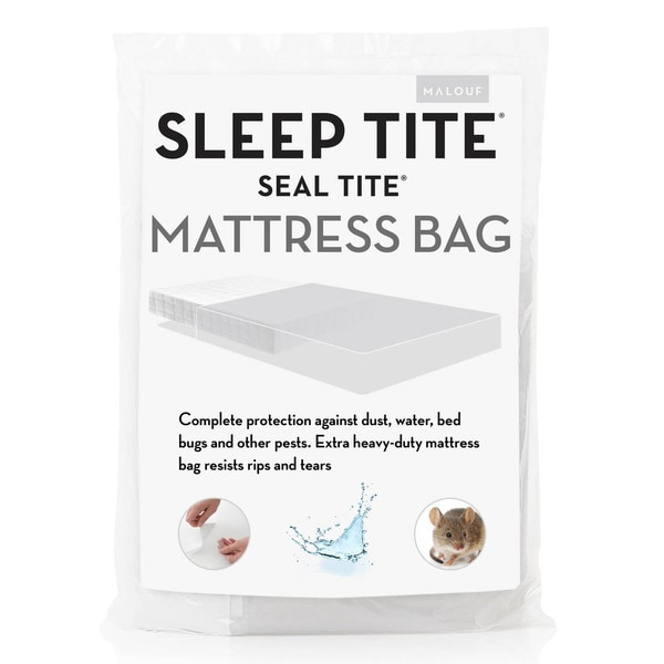 Seal Tite Heavy-Duty Sealable Mattress Storage Bag  sc 1 st  Overstock.com & Shop Seal Tite Heavy-Duty Sealable Mattress Storage Bag - Free ...