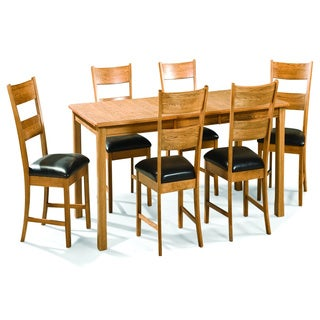 Family Dining Chestnut Extension Leg Dinette Table