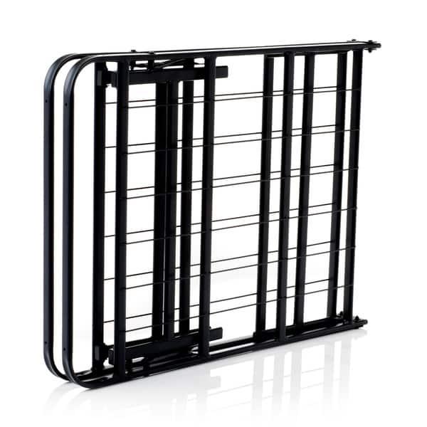 detailing 1ee8c 31f06 Shop Foldable Metal Platform Bed Frame and Mattress ...