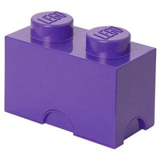 LEGO Friends Medium Lilac Storage Brick 2
