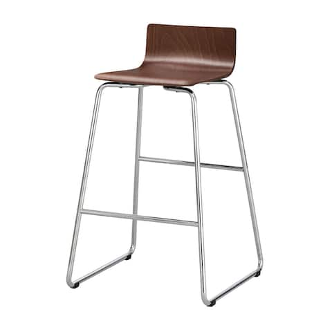 Safco Bosk Mid Back Bistro Height Stool - N/A
