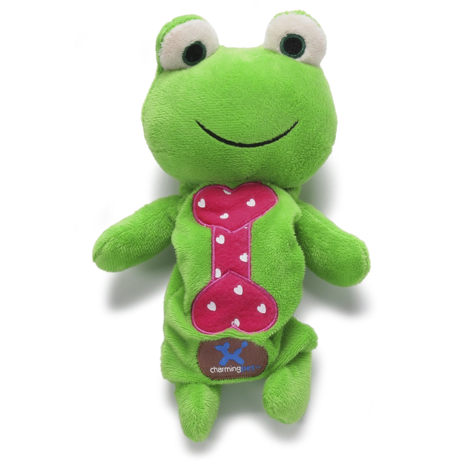 Charming Pet Products Sugar Bunch (Frog), Ivory bone