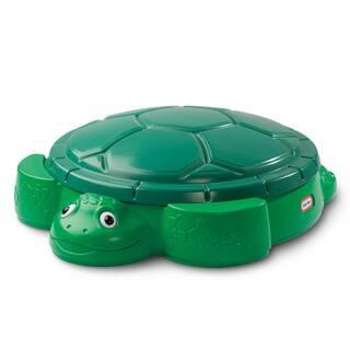 "Little Tikes Turtle Sandbox - 38.75""L x 43.25""W x 12.00""H"