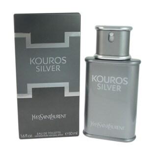 Yves Saint Laurent Kouros Silver Men's 1.6-ounce Eau de Toilette Spray