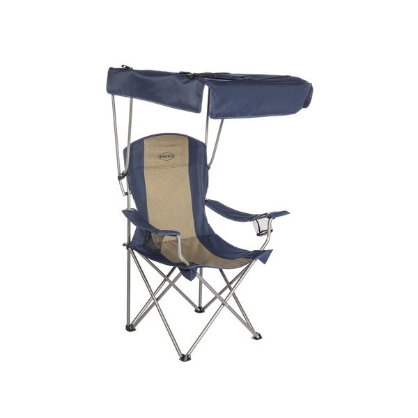 Kamp-Rite Chair with Shade Canopy. Opens flyout.