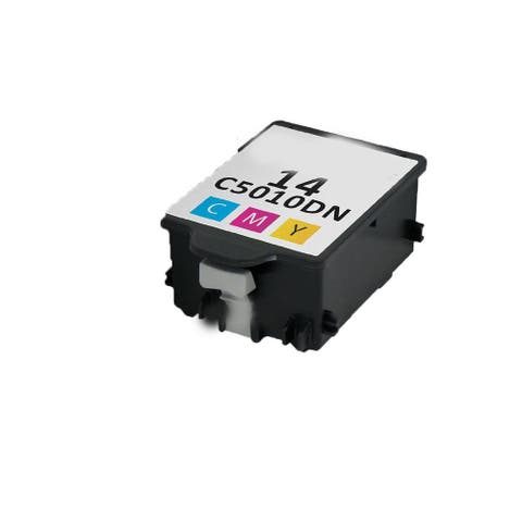 1PK C5010AN HP 14 Color Compatible Ink Cartridge For HP CP1160 Officejet D135 D155 7100's HP Digital Copier 610 ( Pack of 1 )