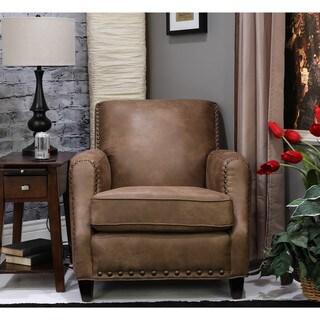 Somette Saranac Palance Silt Club Chair