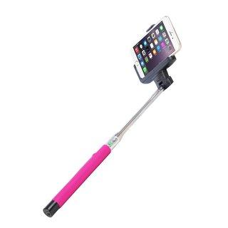 GOTECH Original Bluetooth Selfie Stick- Pink