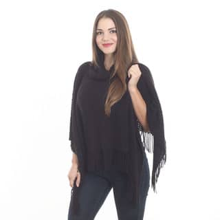 Knitted Design Poncho https://ak1.ostkcdn.com/images/products/10756568/P17810072.jpg?impolicy=medium