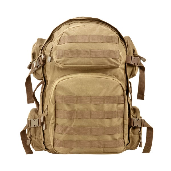 NcStar Tactical Backpack Tan