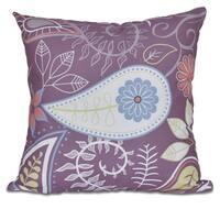 Paisley Floral  Pillow