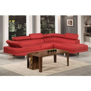 Bilytske 2 Pieces Sectional Sofa Upholstered in Polyfiber