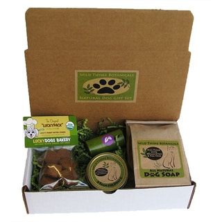 Wild Thyme Botanical's Natural Dog Gift Set