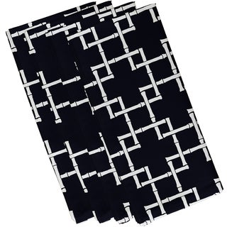 Bambies 1 Geometric Print Napkins