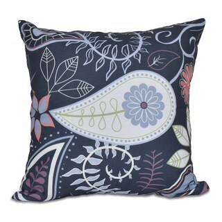 Paisley Print 18-inch Pillow