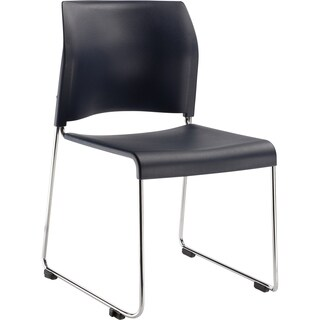 NPS 8800 Series All Plastic Cafetorium Chair - 4 Pack