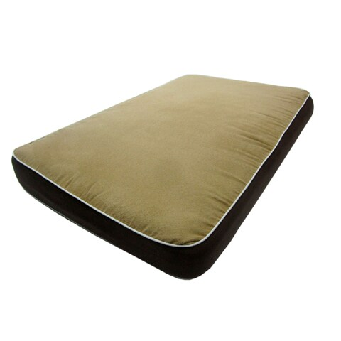 New Age Pet Bed Cushion with Removable Cover