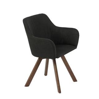 Sampson Dark Grey Arm Chair