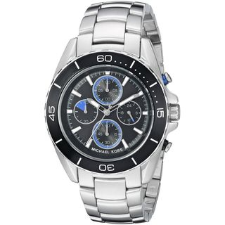 Michael Kors Men's MK8462 'Jetmaster' Chronograph Stainless Steel Watch