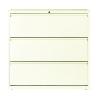 Hirsh HL10000 Series 42-inch 3-drawer Lateral File Cabinet