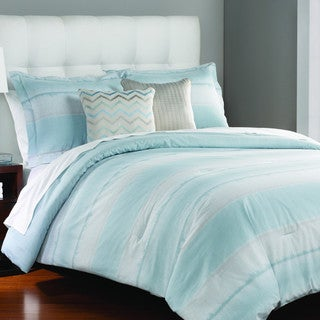 WestPoint Home Sydney Stripe 3-piece Comforter Set
