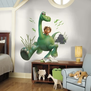 RoomMates Arlo The Good Dinosaur Peel and Stick Giant Wall Decals