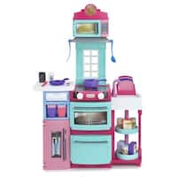 Shop American Plastic Toys Custom Kitchen Play Set Free