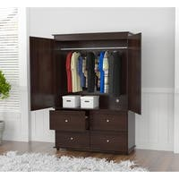 Clay Alder Home Fremont Audio/ Video Armoire Cabinet